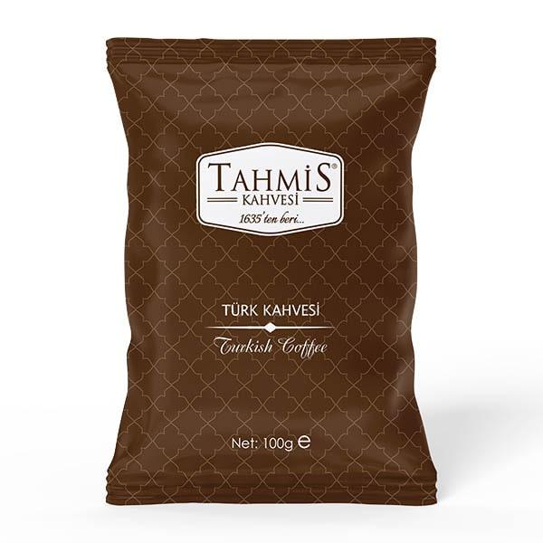10'lu Türk Kahvesi Orta Kavrulmuş 100 Gram Paket Seti