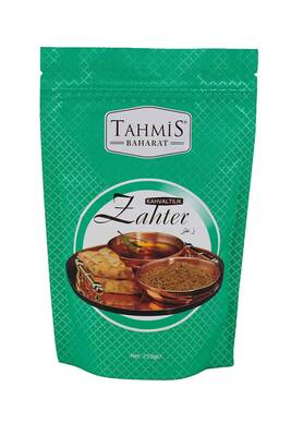 Kahvaltılık Zahter Baharat Paket 250 Gr