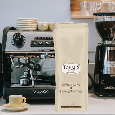 Espresso Blend Çekirdek Kahve 1000 Gr