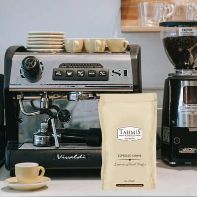 Espresso Blend Çekirdek Kahve 250 Gr