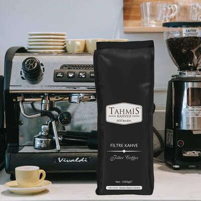 Filtre Blend Çekirdek Kahve 1000 Gr
