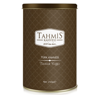 Tahmis - Türk Kahvesi Orta Kavrulmuş 250 Gr