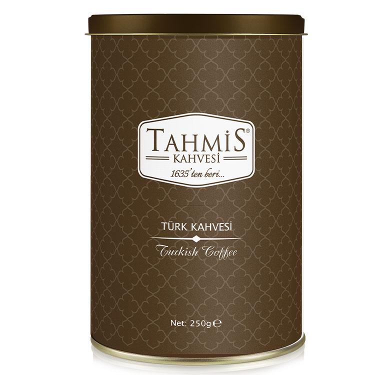 Türk Kahvesi Orta Kavrulmuş 250 Gr
