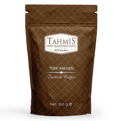 Tahmis - Türk Kahvesi Orta Kavrulmuş 500 Gr